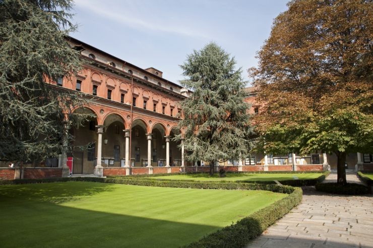The Catholic University of the Sacred Heart in Milan
