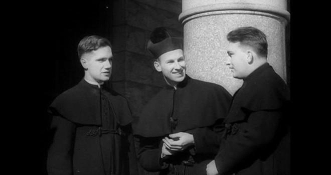 Priests in Cassocks