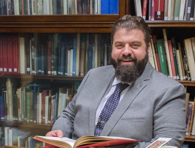 Catholic Truth Society CEO Pierpaolo Finaldi