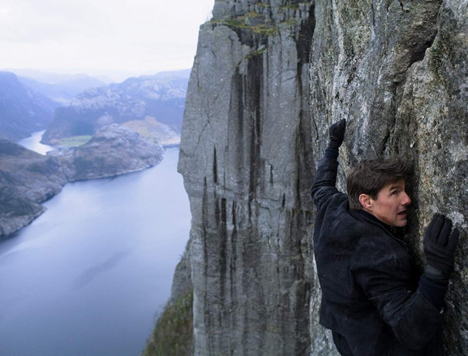 Tom Cruise is back as Ethan Hunt.