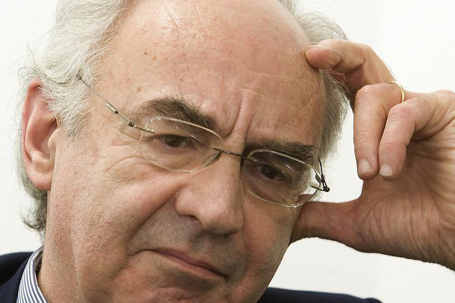 Ettore Gotti Tedeschi, head of the Vatican bank.