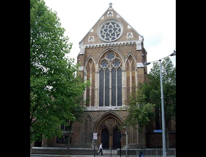 St. Dominic's Priory Church