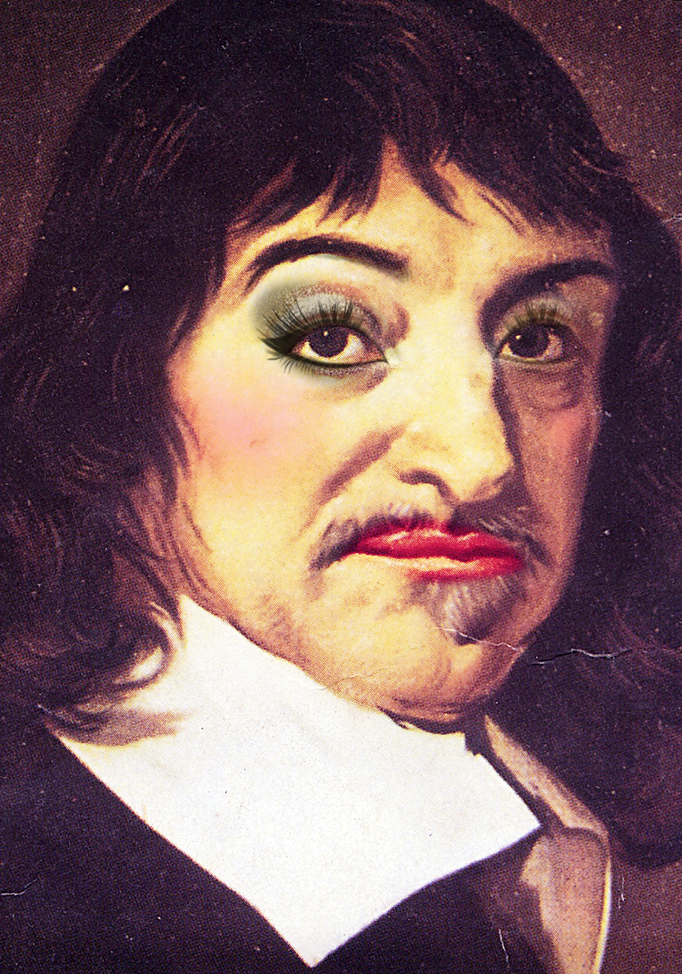 "After Frans Hals (1582/1583–1666), ""Portrait of René Descartes"""
