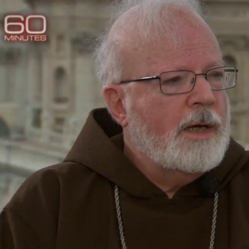 Cardinal Sean O'Malley's interview with 60 Minutes was broadcast Nov. 16.