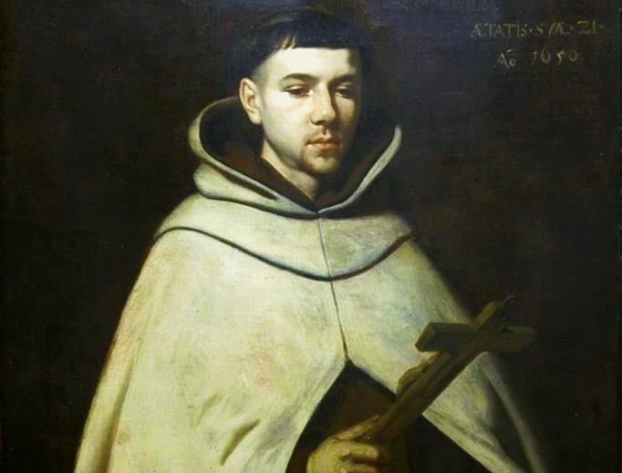 "Francisco de Zurbarán, ""St. John of the Cross"", 1656"
