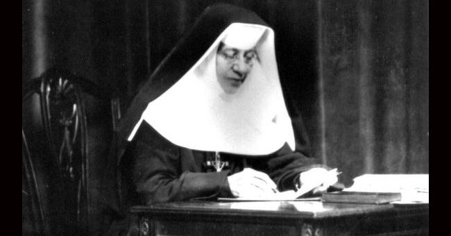 Saint Katharine Drexel (photograph c. 1915)