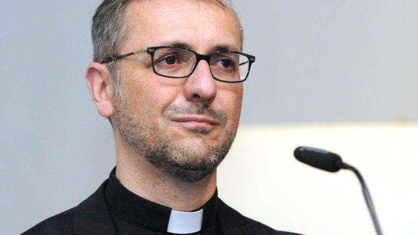 Archbishop Stefan Hesse of Hamburg, Germany.