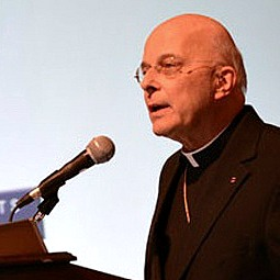 Cardinal Francis George of Chicago