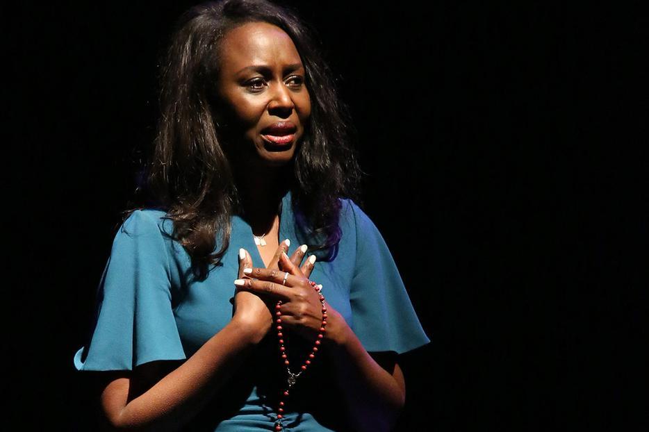 Immaculée Ilibagiza on Hope for the Future| National Catholic Register
