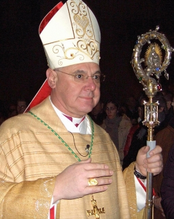 Bishop Gerhard Ludwig Müller.