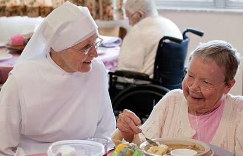 The Little Sisters of the Poor have been freed from the Affordable Care Act's contraceptive mandate. The Supreme Court has ruled in favor of the defense of religious freedom and conscience rights for the Little Sisters and others.