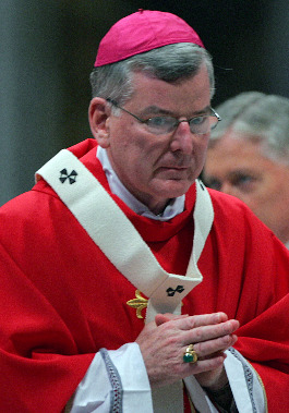 Archbishop John Nienstedt of St. Paul and Minneapolis