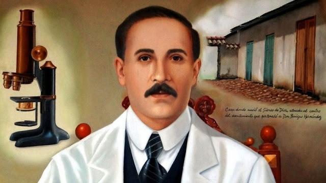 Venerable Jose Gregorio Hernandez (1864-1919)