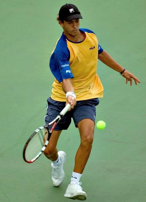 Santiago Giraldo Salazar of Colombia