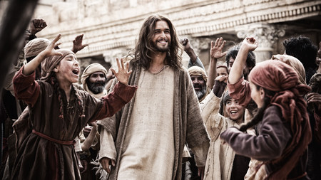 Scene from Son of God movie