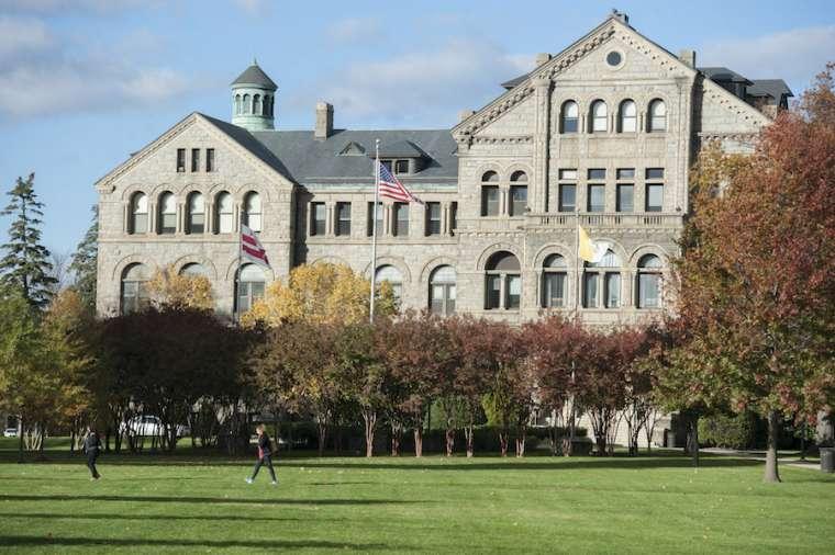 The campus of The Catholic University of America