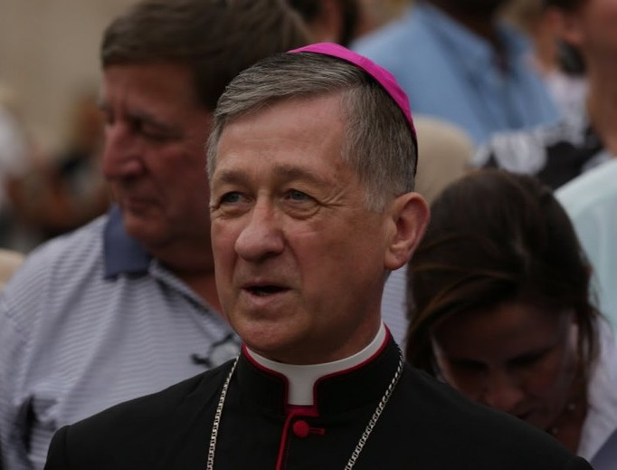 Cardinal Blase Cupich of Chicago