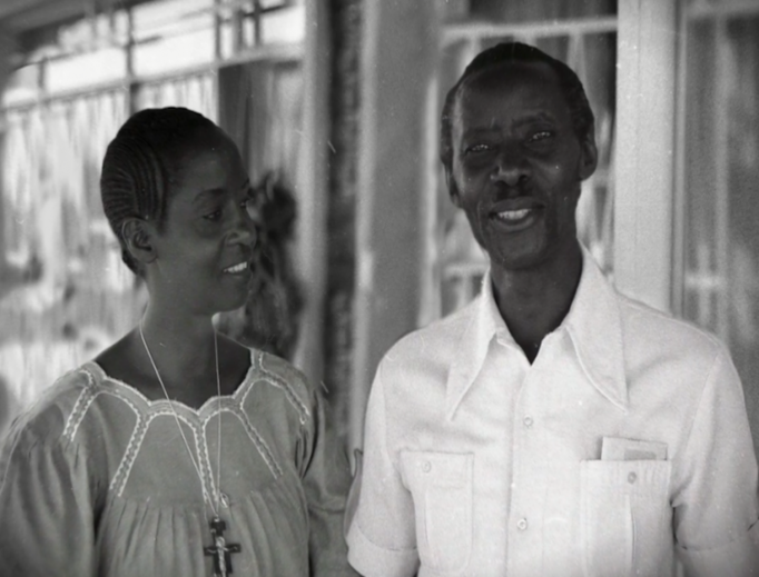Cyprien and Daphrose Rugumba