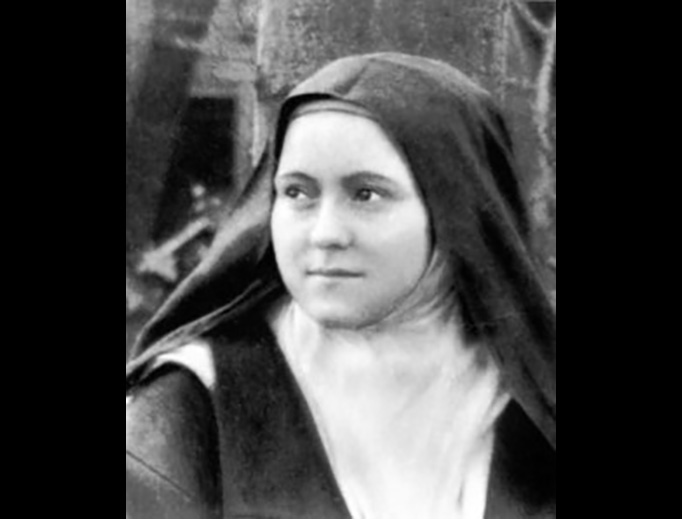 St. Thérèse of Lisieux, between 1888 and 1896