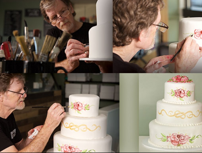 Jack Phillips said he wants to revive the wedding-cake side of his bakery business in light of the Supreme Court ruling.