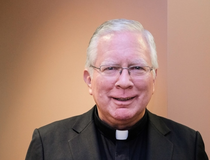 Bishop Robert Christian, O.P., who died July 11, 2019.