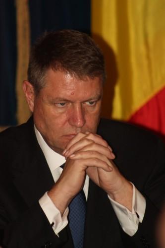 President Klaus Iohannis of Romania