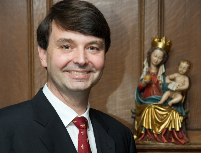 Joseph Meaney, president of the National Catholic Bioethics Center