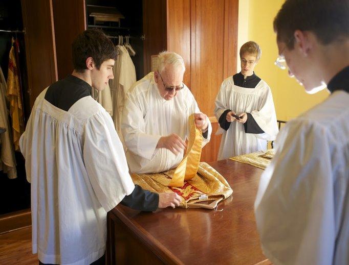Courtesy of Thomas Aquinas College