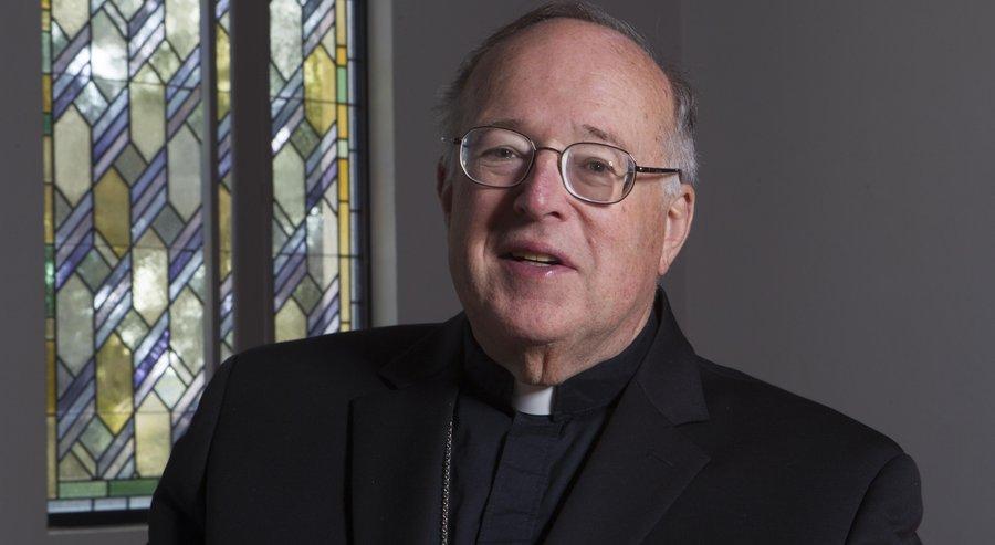 Bishop Robert McElroy of San Diego