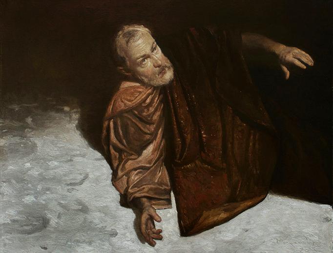 "Andrey Mironov, ""The Conversion of Saul"", CC BY-SA 4.0, via Wikimedia Commons"