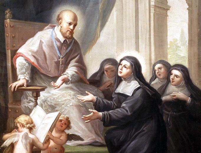 """Francisco Bayeu y Subías (1734–1795), """"St. Francis de Sales"""""""