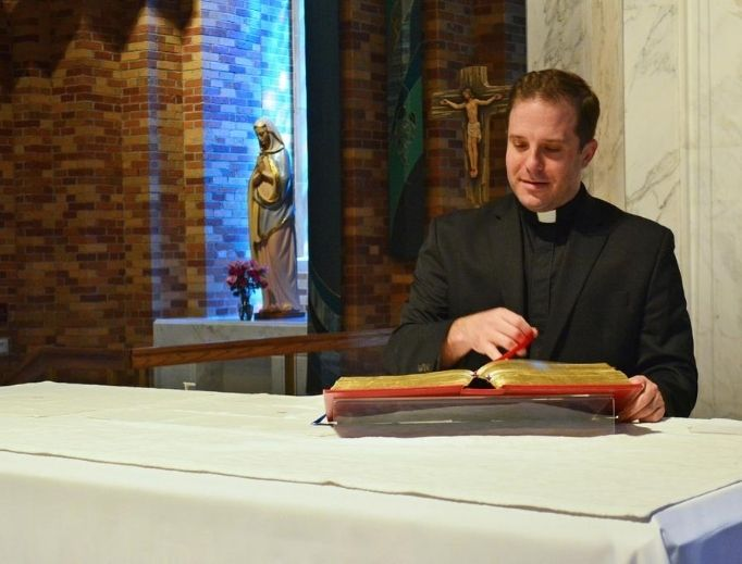 The sacramental situation of Father Matthew Hood was remedied quickly, with Father Hood receiving the sacraments of initiation and getting ordained to the priesthood for real on Aug. 17.