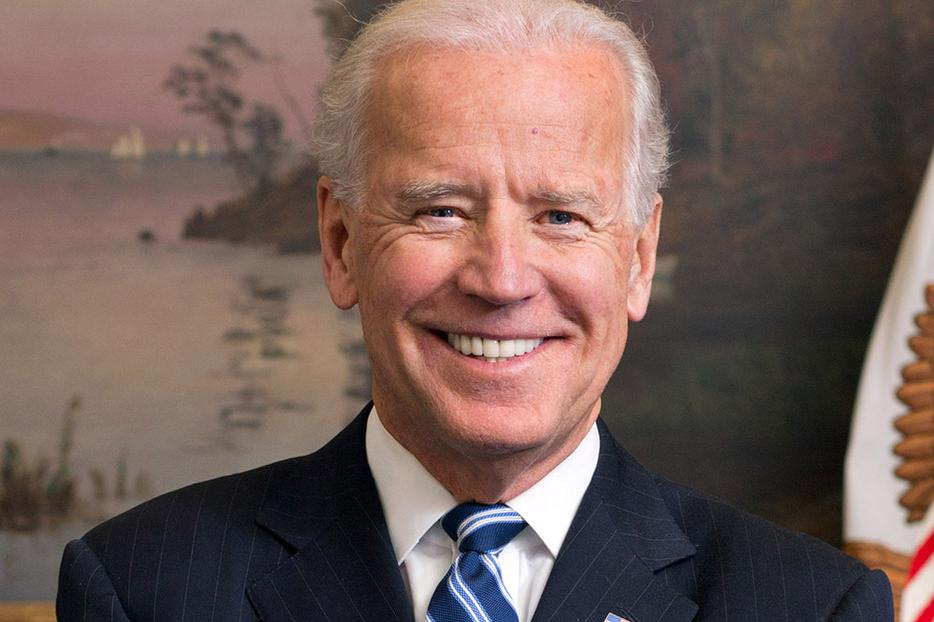 Official portrait of Joe Biden, Jan. 10, 2013.