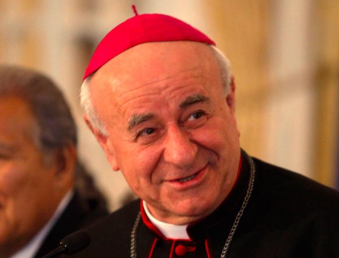 Archbishop Vincenzo Paglia.