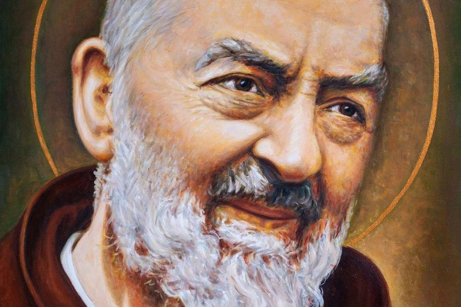 The feast day of St. Pio is Sept. 23.