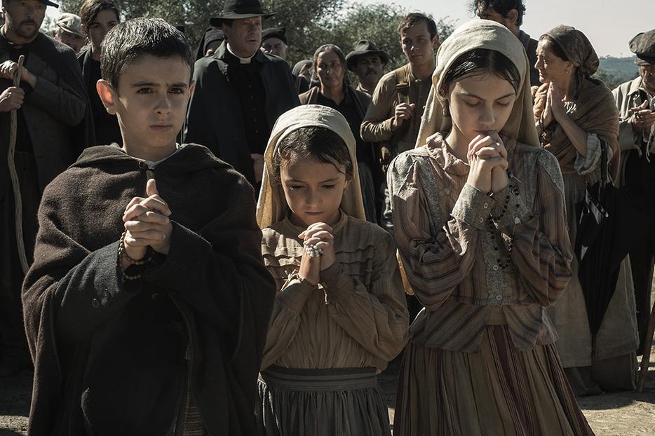 Jorge Lamelas, Alejandra Howard and Stephanie Gil star in 'Fatima.'