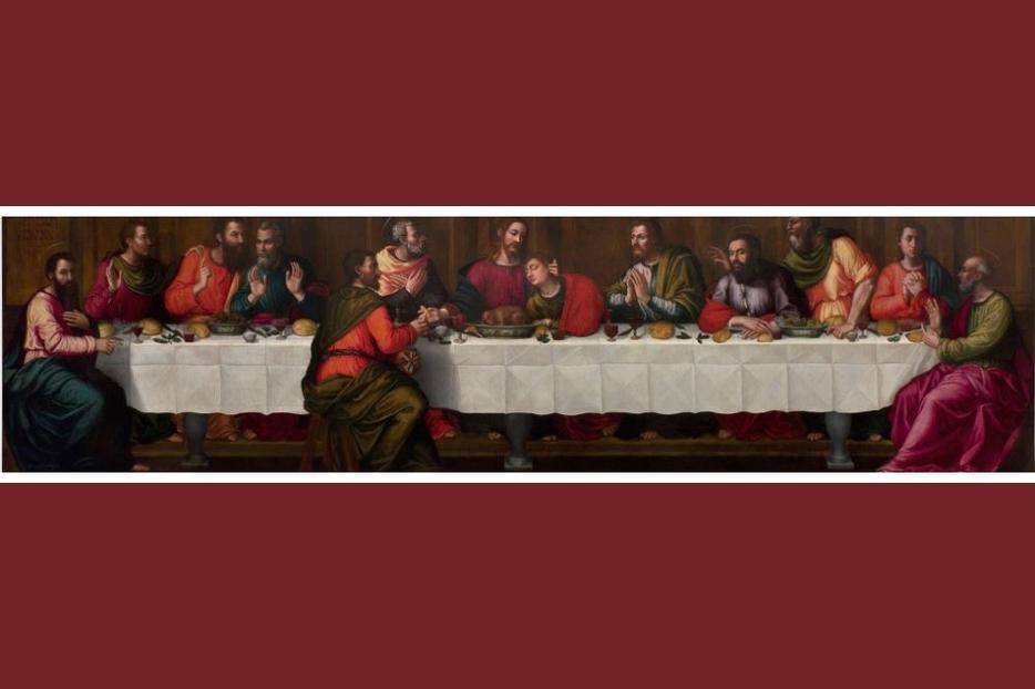 Dominican Sister Plautilla Netti created 'The Last Supper' in 1560.
