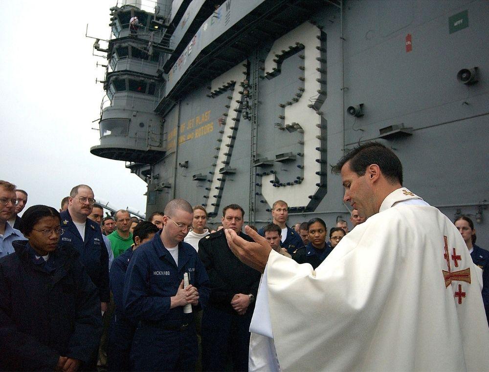 Liedl-Navy Chaplains 2