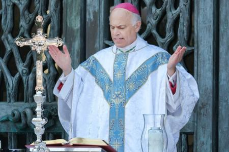 Archbishop Cordileone: Catholics Supporting Abortion Should Not Present Themselves for Holy Communion