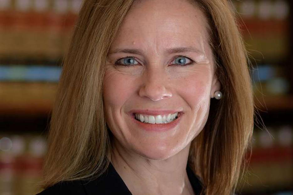 Judge Amy Coney Barrett