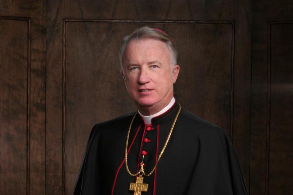Bishop Michael Bransfield