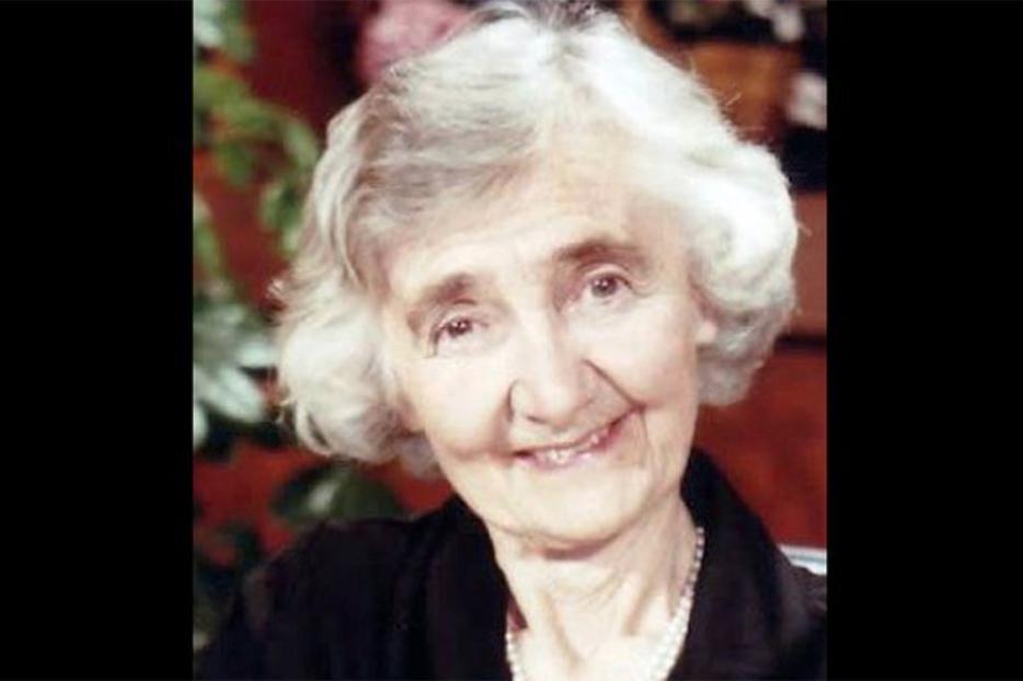 Dr. Alice von Hildebrand