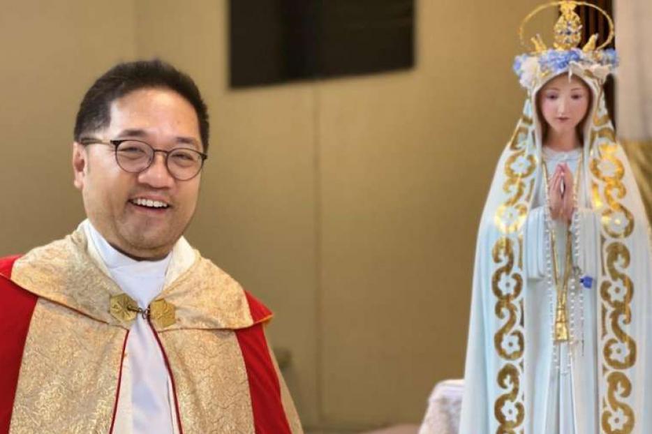 Father Adrian San Juan