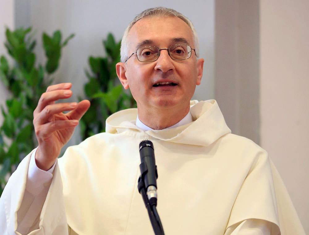 Father Serge-Thomas Bonino