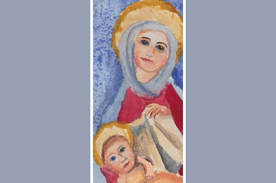 A new book will help families aid their children in growing closer to Jesus through Mary.