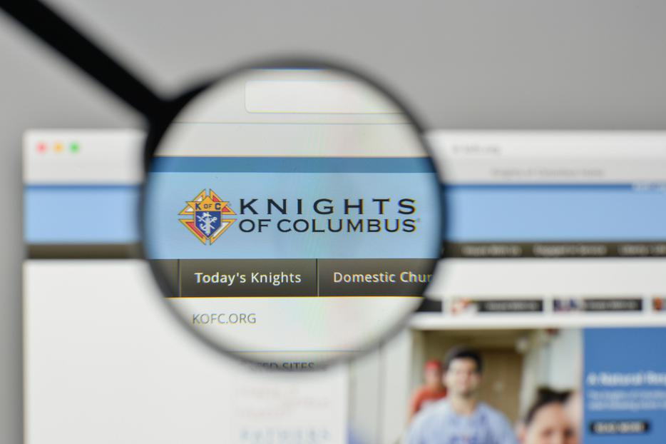 Knights of Columbus website and logo.