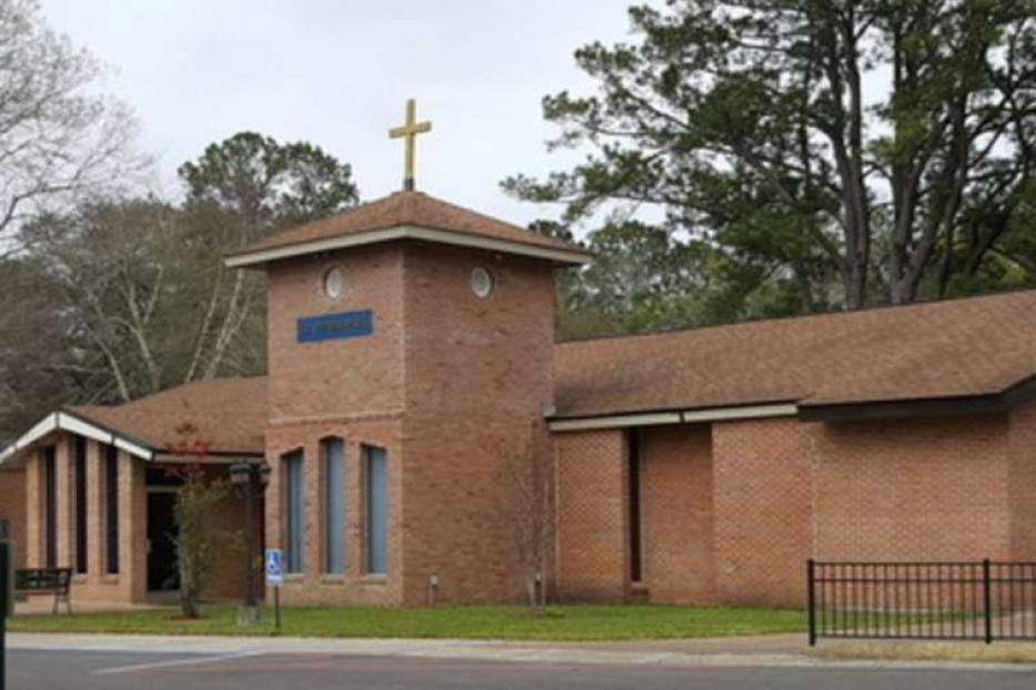 Church of Sts Peter and Paul, Pearl River, Louisiana