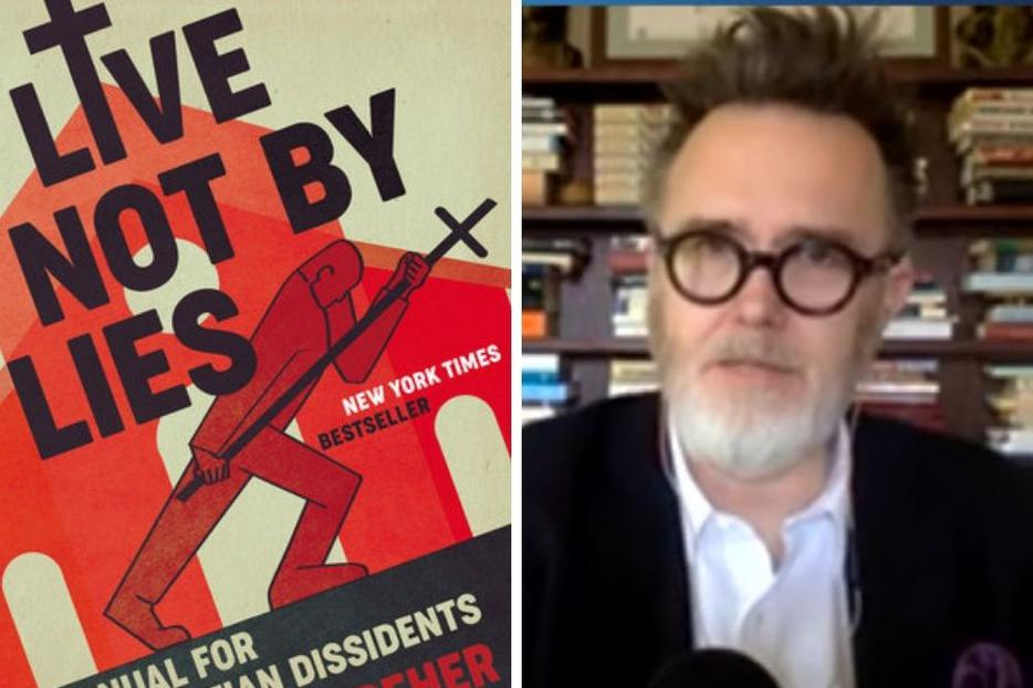 The latest book by Rod Dreher is a timely tome for 2020.