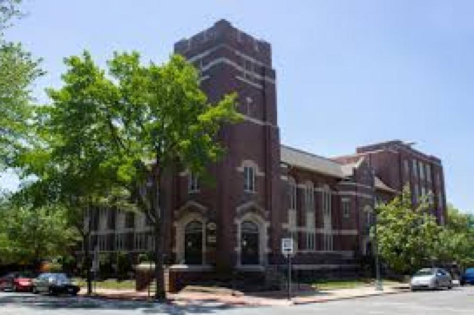 Capitol Hill Baptist Church in Washington, D.C.