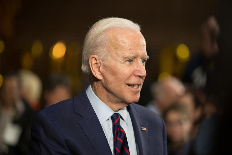 Former Vice President and presidential candidate, Joe Biden, held a rally at Sparks High School ahead of the Nevada Democratic Caucuses.